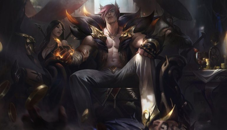 Nuevos campeones league of legends
