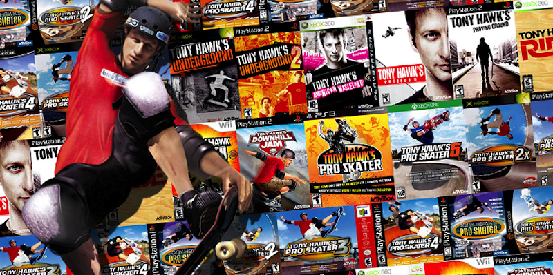 tony hawk documental
