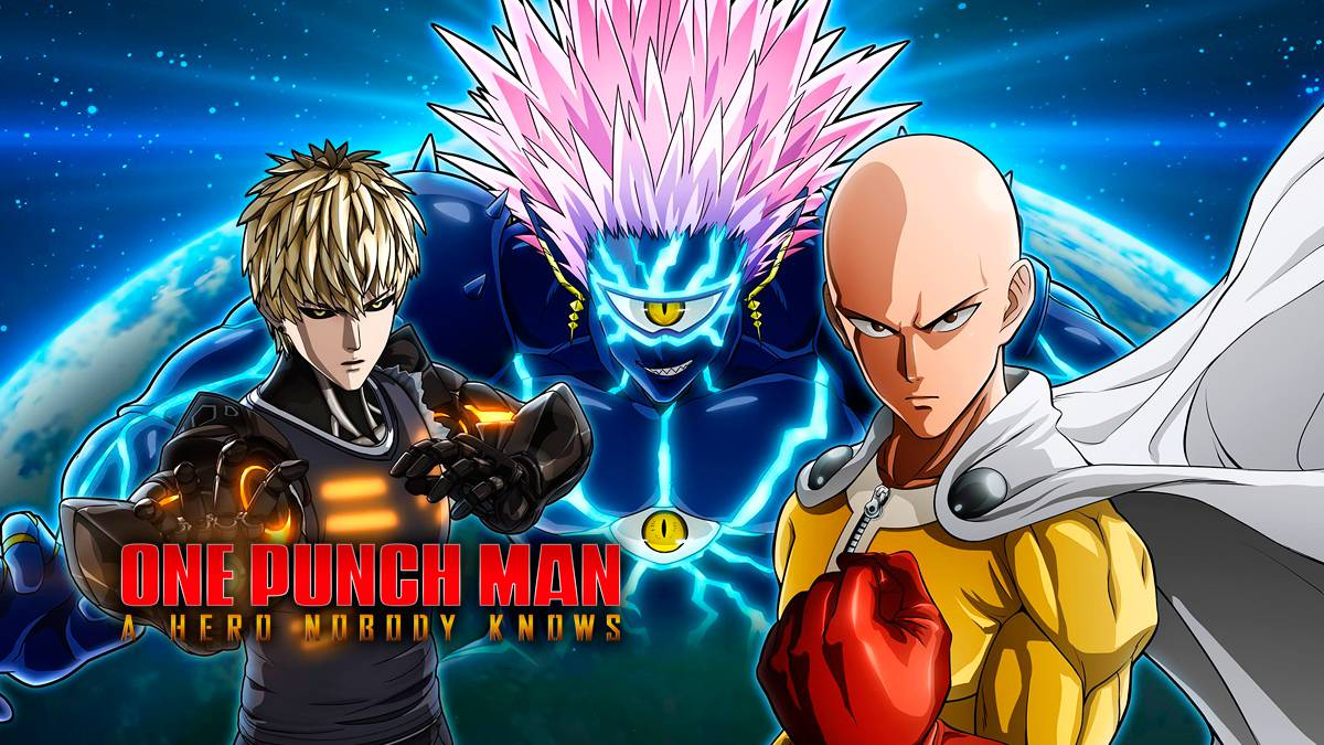 one punch man videojuego