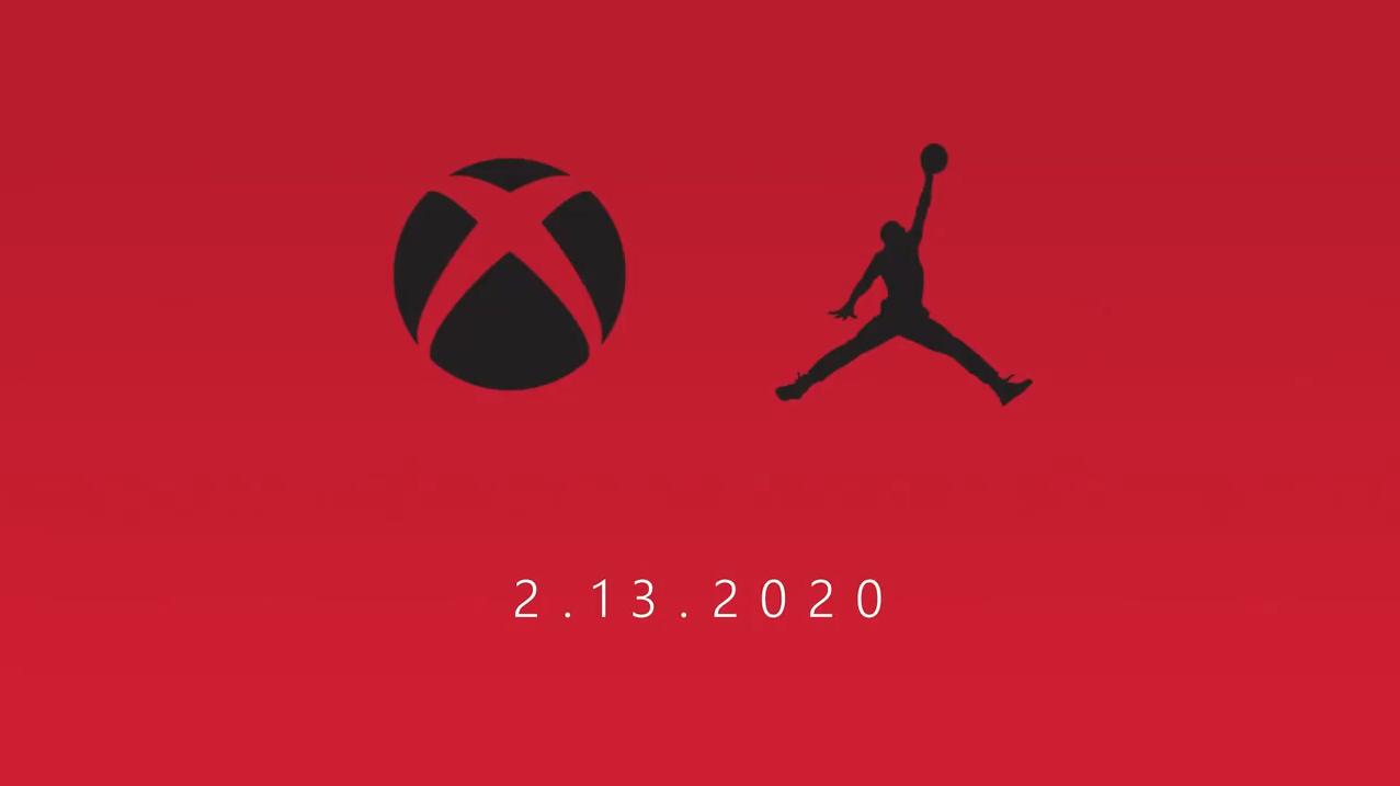 xbox jordan colaboracion